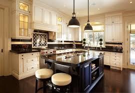 Kitchens With Light Cabinets Light Cabinet Dark Island Houzz