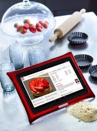 tablette special cuisine tablette culinaire qooq test avis et impressions mimi cuisine