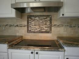 Kitchen Tile Backsplash Ideas With Granite Countertops Kitchen Subway Tile Backsplash Ideas Panel Appliance Chandellier