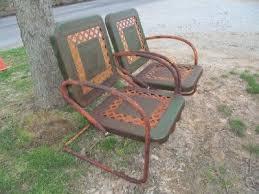 Metal Patio Rocking Chairs 234 Best Go Retro U0026 Vintage U0026 Go Home Images On Pinterest