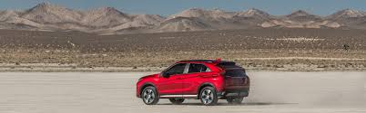 mitsubishi sports car 2018 experience the 2018 mitsubishi eclipse cross mitsubishi motors