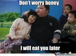 Fat Asian Baby Meme - fat kids by trollzorry meme center