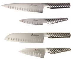 zhen japanese steel 8 inch chef u0027s knife and 7 inch santoku knife