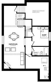 400 Square Foot Apartment by Titan Coventry Homes Edmonton