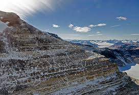 view of the transantarctic mountains nasa