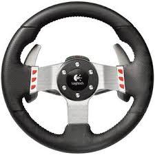 gaming steering wheel logitech g27 gaming steering wheel tvs electronics computers