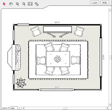 dining room floor plans create professional design floor plan layouts for your room web