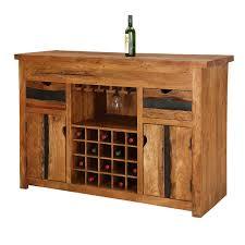 Entertainment Bar Cabinet Entertainment Bar Cabinet Modern Pioneer Acacia Wood 60 Wine Bar