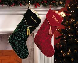 build a stocking com socks holiday hassles