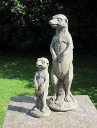 otter garden statue otterly adorable garden