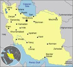 map or iran iran map map of iran