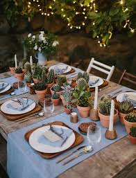 Diy Thanksgiving Table Runner The Chic Site by A Free Spirited Elopement On The Volcanic Island Of Lanzarote