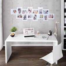 bureau laqué blanc brillant bureau laqué blanc secrétaire blanc brillant lounge l160 x 60
