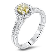 daimond ring fancy colored diamond ring diamondland