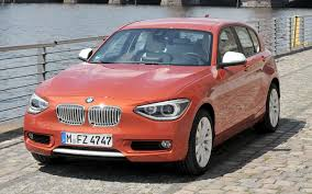 Bmw 1 Series Wagon Bmw Drops More Photos Of 1 Series Hatchback Driving Around Germany