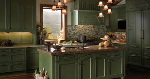 Green Kitchen Cabinets Mountain Retreat Wood Mode Fine Custom Cabinetry