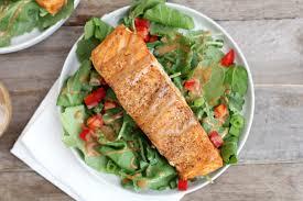 salmon kale salad recipe dr axe