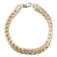 box link bracelet images Iced out franco box link bracelet 6ix ice jpg