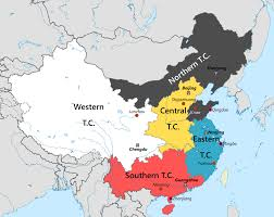 Map Of Beijing China by Theater Commands Of The People U0027s Liberation Army Wikipedia