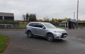 black mitsubishi outlander mitsubishi outlander review regit