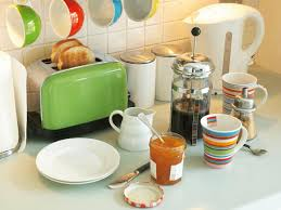 How To Organize Your Kitchen Counter Decluttering The Kitchen Hgtv