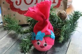poppy troll ornament create a poppy troll ornament for