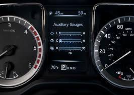 nissan titan single cab 2017 nissan titan xd s single cab auxiliary gauges motor trend