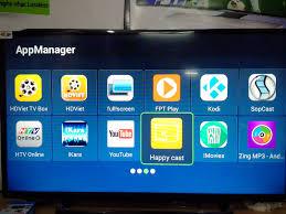 happycast ứng dụng hỗ trợ chia sẻ hình ảnh từ iphone lên