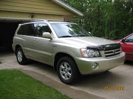 4 cylinder toyota highlander 2003 toyota highlander information and photos zombiedrive