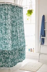 Dainty Home Flamenco Ruffled Shower Curtain Bathroom Shower Liner Modern Shower Curtains Crate And Barrel