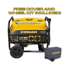 firman weekender performance series 3650 watt gas powered manual