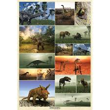 dinosaur mural wall murals you ll love kupuj online wyprzeda owe dinosaurs wall mural od chi skich