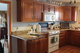 Spruce Up Kitchen Cabinets  Rigorous - Old oak kitchen cabinets