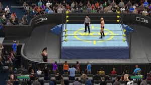 wcw halloween havoc thebleedingred21 lordjustice17 collab conversion mod preview