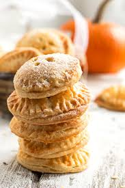 pumpkin pie cookies fun holiday dessert recipe savory nothings