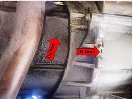 trying to diagnose oil leak on 98 accord honda accord forum