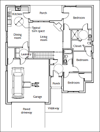 figure 5 u2014 example of an accessible house accessible housing by