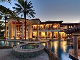 mediterranean style homes majestic mediterranean style waterfront estate