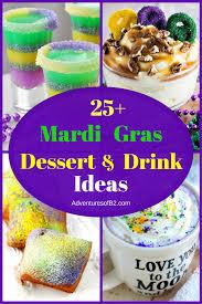 mardi gras ideas 25 mardi gras dessert drink ideas adventures of b2