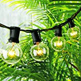 Backyard Party Lights by Amazon Com Outdoor Patio Lights Backyard Party Light String