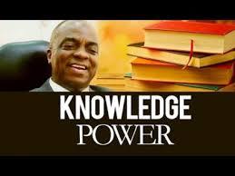the power of knowledge living faith church