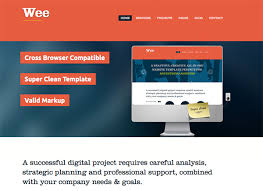 brushed free html5 responsive template creative beacon