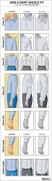 how a men u0027s dress shirt should fit