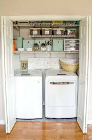 multi purpose laundry closet organization solutions unoriginal mom