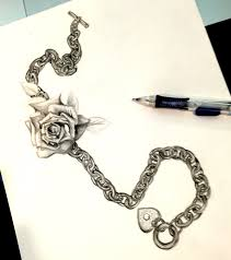and chain design by lucky978 on deviantart