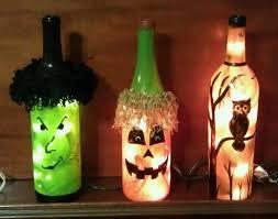 Wine Bottles With Lights 55 Best Wine Bottle Lights Images On Pinterest Diy Bottle Art