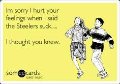 Funny Pittsburgh Steelers Memes - bengals playoff chances look better with sweep of steelers