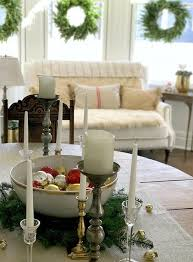 simple christmas decor tips the dining room