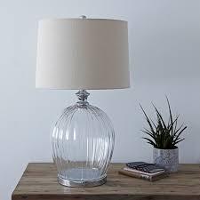 Blue Glass Table Lamp Glass Table Lamp Glass Table Lamp B Limonchello Info