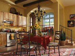 interior decorating kitchen southwestern interior design style and decorating ideas